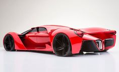 This Might Be The Sexiest Ferrari Concept Ever | Cool Material