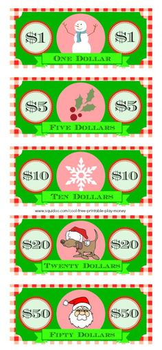 Free Printable Play Money Kids Will Love Monopoly, Parents and Plays - play money template