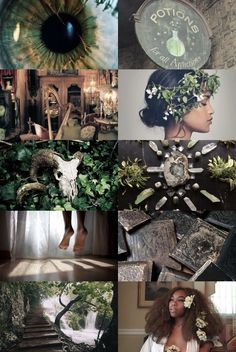 Black witch aesthetic: Capricorn Witch (I do not. Wicca, Magick, Witchcraft, Witch Aesthetic, Aesthetic Collage, Character Aesthetic, Story Inspiration, Color Inspiration, Season Of The Witch
