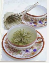 #tèbianco #proprietà #benefici #benessere #salute  Tutto cominciò...: Elogio del tè bianco