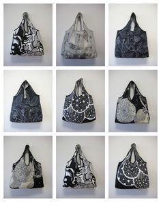 Charlie bag free pattern by burdastyle.