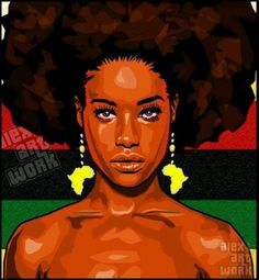 ***Try Hair Trigger Growth Elixir*** ========================= {Grow Lust Worthy Hair FASTER Naturally with Hair Trigger} ========================= Go To: www.HairTriggerr.com ========================= Hot Fro and Africa Earrings Natural Hair Art!