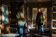 Frank Dillane as Nick Clark, Danay Garcia as Luciana - Fear the Walking Dead _ Season Episode 4 - Photo Credit: Richard Foreman, Jr/AMC Walking Dead Season 4, Fear The Walking Dead, Danay Garcia, Photo Credit, Tv Shows, Seasons, Comics, Fictional Characters, Seasons Of The Year