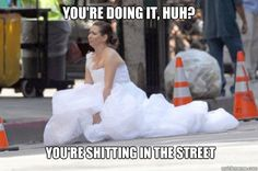 shitting in the street. Bridesmaid Quotes, Bridesmaids Movie, Funny Movies, Great Movies, Funniest Movies, Awesome Movies, I Love To Laugh, Make Me Smile, Wednesday Humor