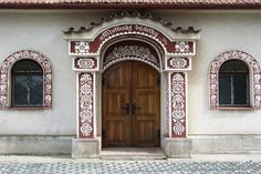 Style from Slovácko, Eastern Moravia.