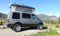 Chevrolet Astro Rental in Golden, CO — RelayRides