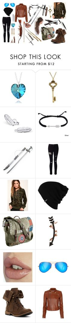 """""""#18.2"""" by ronnie-555 on Polyvore featuring Bow & Arrow, Yochi, Charlotte's Web, Finesque, Miss Selfridge, LULUS, Patagonia, Marvel, Wild Hearts and Ray-Ban"""