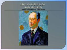 Retrato de Mário de Andrade