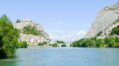 SK04 - Sisteron l'été - 2 - Alpes de Haute Provence 04
