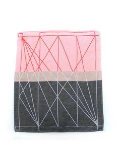 Tea Towel Bow From Dutch Designer Mae Engelgeer Buisjes En Beugels +++    Fashion