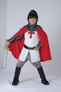 Tudor Costumes, Boy Costumes, T Shirt Costumes, Knight Costume For Kids, Easy Book Week Costumes, Costume Chevalier, Knight Outfit, Childrens Fancy Dress, Tee Dress