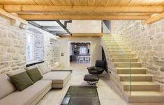 Diseño de casa de piedra con planos | Construye Hogar