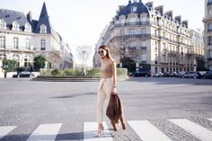 Parisian streets // Negin Mirsalehi travel