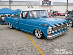 pics of lowered 67-72 ford trucks? - Page 16 - Ford Truck Enthusiasts Forums