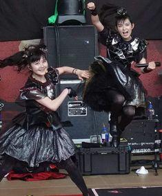 Baby Metal, Metal Girl, Japon Tokyo, Heavy Metal Bands, Alternative Music, Best Friend Pictures, Yui, Beautiful Asian Women, Just The Way