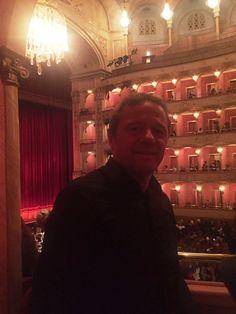 tre ore di spettacolo e non sentirle ..... #rebeccabianchi #illagodeicigni #cajkovskij #teatrodellopera #roma #travelermes #teatro #cultura #yallerslazio