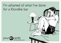 Someone played the Klondike game last night....