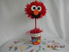 Taj is such a Sesame Street Fan and when Kera changed the birthday party theme from Toy Story (he is a fun of this too) to Sesame Street tw...