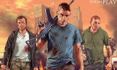 http://oyunpark.co/2015/07/09/rockstardan-bagimsizlik-gn-zel-gta-5-etkinlikleri/  1997 yilindan bu yana GTA serisi ile oyun dünyasinin sayili stüdyolari arasinda girmis olan Rockstar Games, 4 Temmuz'da kutlanan Amerikan Bagimsizlik Günü'ne özel olarak GTA 5 etkinlikleri düzenliyor  ABD'nin, 4 Temmuz 1776 tarihinde Birlesik Krallik'tan ayrilip bagimsizligini ilan etmesiyle baslayan ve günümüze kadar süren bu gelisimi onurlandirmak amaciyla her yil 4 Temmuz'