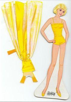 paper doll barbie - Google zoeken