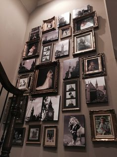 Gallery Wall: Antique & New   ReFresh Home