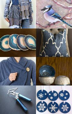 Blue by Pat Tinnin on Etsy--Pinned with TreasuryPin.com