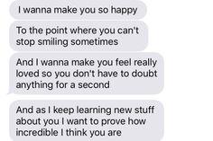 I feel hopeless . Cute Relationship Texts, Cute Relationships, Sherlock John, The Words, Bora Lim, Win My Heart, Cute Texts, Boyfriend Goals, Atticus