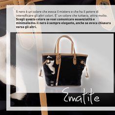 Per quante di voi la borsa preferita è nera? http://www.caleidostore.it/it/borse-medie/61-ematite-shopper-media.html