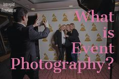 Event photography might sound boring, but it can be potentially lucrative for those looking to make money from photography. Ever since I started my photography business in 2012, events have comprised a majority of my paid photo gigs. In this post, I'll share some tips and advice for getting started as a professional event