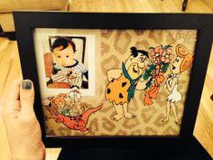 Flintstones Picture Frame