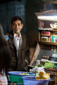 Shopkeeper ~ Vietnam