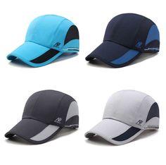 Summer Waterproof Mesh Cap. Mesh CapHats For MenBaseball ... ba6e79f64d67