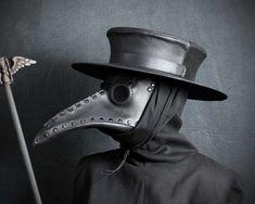 Plague Doctor hat by TomBanwell.deviantart.com on @deviantART