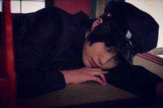「オリジナル男子中学生 カメラマン:あおい _ #オリジナル #創作 #学ラン #コスプレ #男装 #畳 #京都 #太秦 #映画村 #一眼レフ #カメラ#ポートレート #Canon #canon7d #camera #photo #portrait #japan #Kyoto #japanese…」