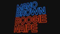 Vitrola em Brasa: Em seu primeiro trabalho solo Mano Brown com sua c...