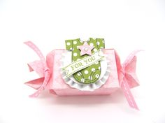 A Baby Shower Favor