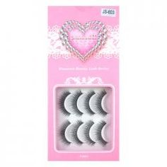 Jealousness Diamond Beauty Lash Series 603