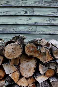 *The Wood Pile