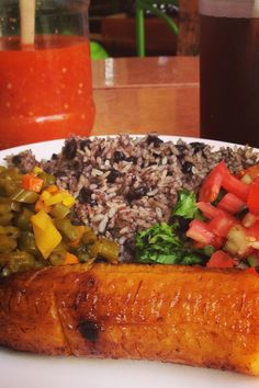 Find out why T.'s Editor, Ryan Patey, still misses the gallo pinto of Costa Rica, even after years of travel. Gallo Pinto, National Dish, Veganism, Tofu, Costa Rica, How To Find Out, Vegan Recipes, Beans, Dishes