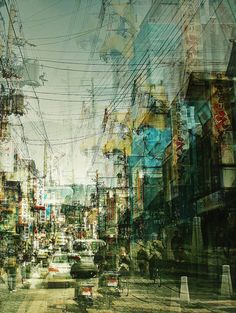 Stephanie Jung is a German photographer with a very individual perspective on urban landscapes. Her multiple exposure series from Japan is particularly impressive, featuring her unique view on areas such as Tokyo, Osaka, Shibuya and Nara.
