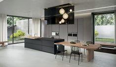 Arrital produce cucine moderne di design come il modello Ak_04 una cucina moderna dal design italiano.Per contatti: T. 0434/567411