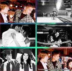 High School Musical <3 Oh man. That's cute.