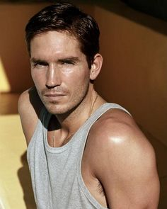 "jim caviezel? yes, please!  currently  Mr. John Reese on ""Person of Interest"""