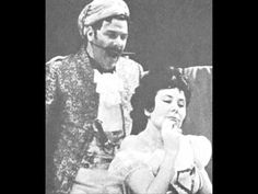 ludwig and berry. barak and his wife wonderful duet in metropolitan 1966 with Karl Bohm Berry, Richard Strauss, Metropolitan Opera, Ludwig, Classical Music, Acting, Legends, Singing, Fan
