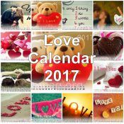 Beautiful Love Calendar 2017 for Desktop is here. This Love Calendar is one of the best ways to express feelings within limited words. Calendar 2017, How To Express Feelings, Beautiful Love, Desktop, Love You, Words, Te Amo, Calendar For 2017, Je T'aime