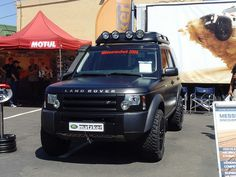 Abenteuer Allrad 2009 - Land Rover Discovery 3 by KlausNahr, via Flickr