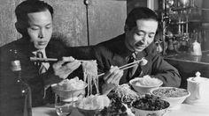 Berlin's first Chinese Restaurant, 1923
