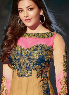 Kajal Agaarwal Photos in Beautiful Dress - Tollywood Stars