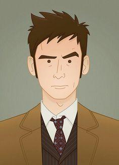 DOCTOR 10 - David Tennant