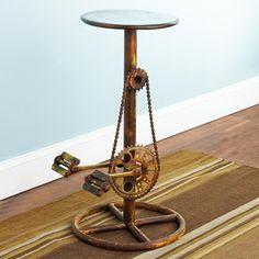 #Bicycle Stool
